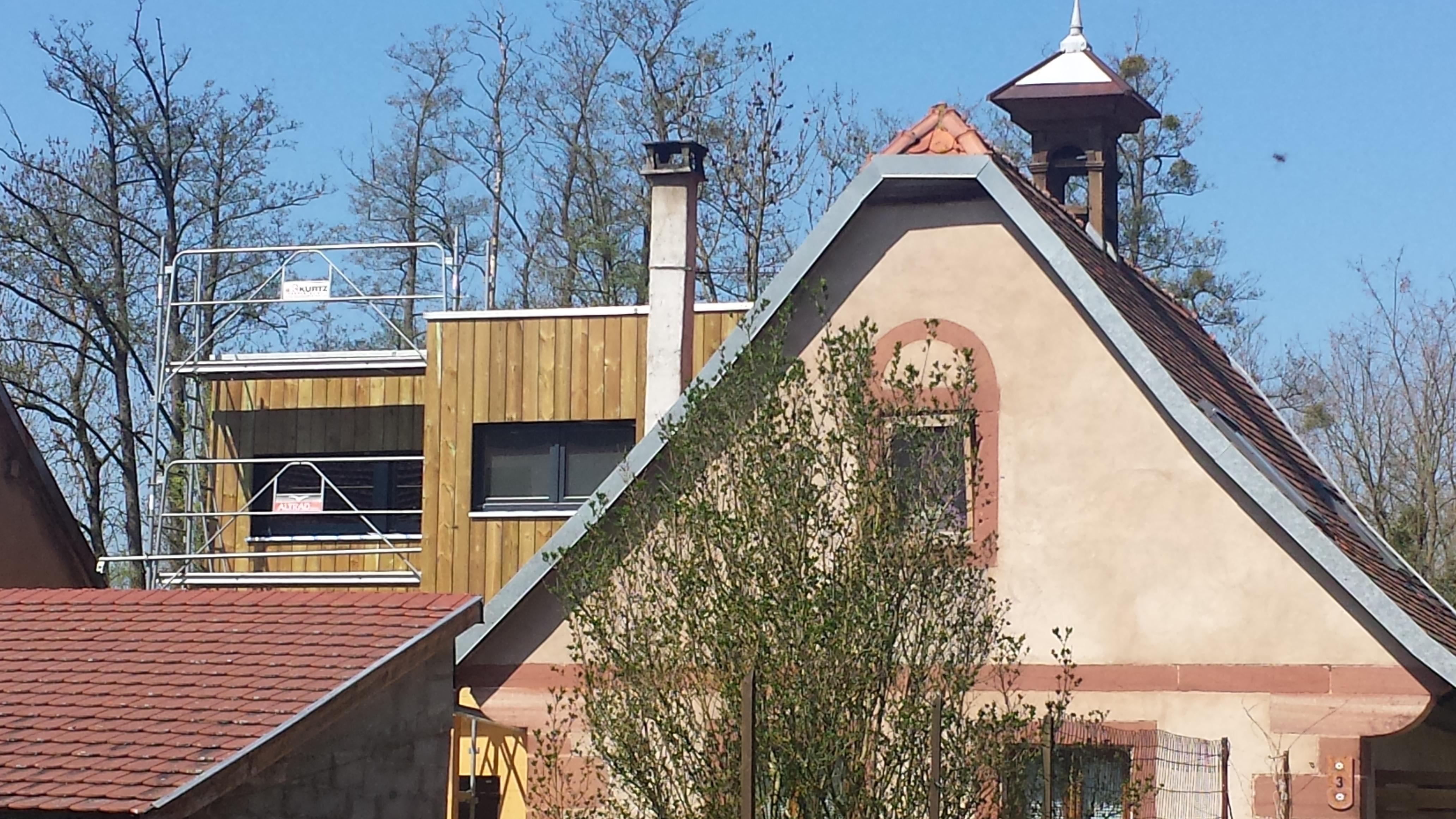 Extension2 maisons k constructeur de maisons ou for Constructeur de maison 67
