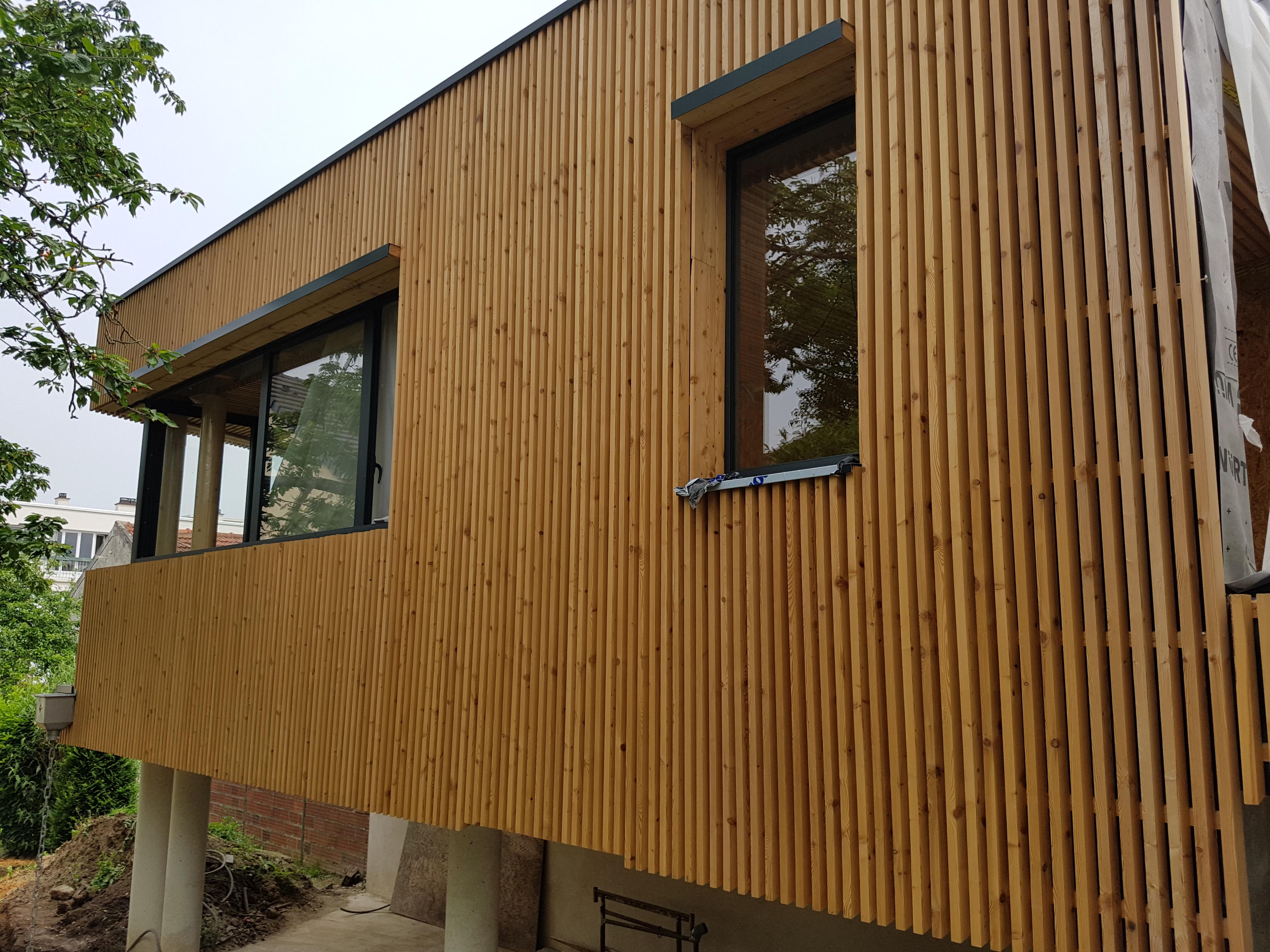 Extension 1 maisons k constructeur de maisons ou for Constructeur de maison 67
