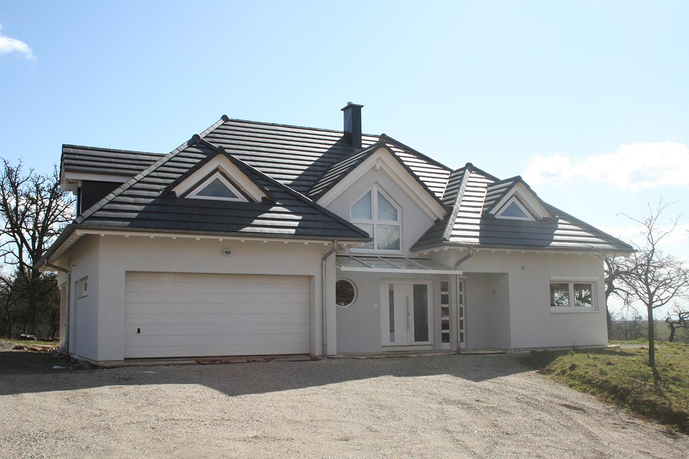 Maisons en bois massif maisons k constructeur de for Constructeur maison individuelle 67
