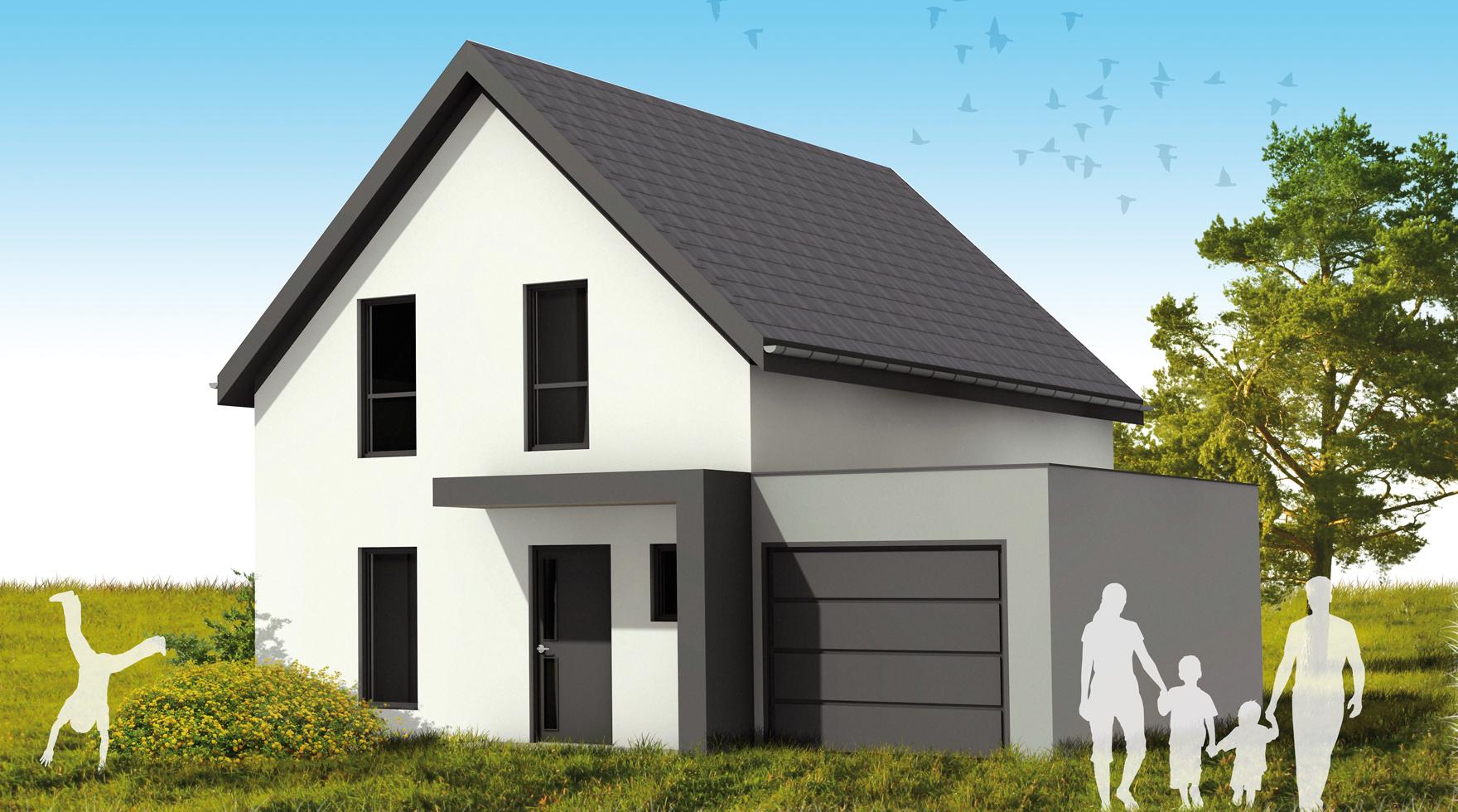 Maisonsk constructeur de maisons ou extensions en for Constructeur maison 64