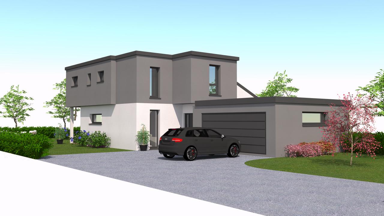 Portfolio archive maisons k constructeur de maisons ou for Constructeur de maison en alsace