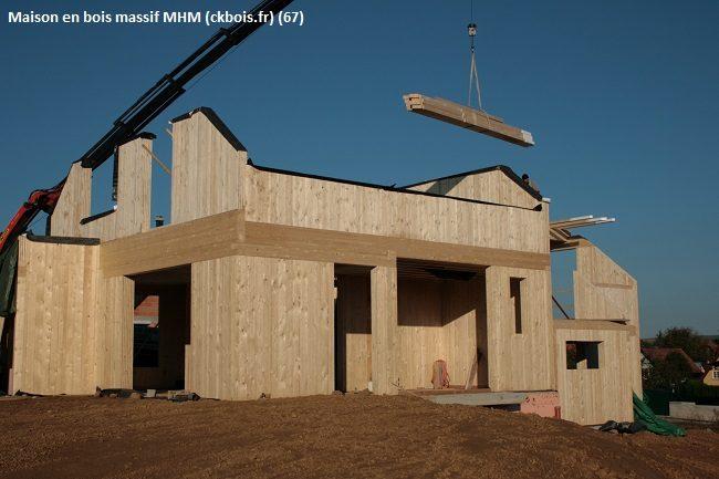 Maisons K construction Bois
